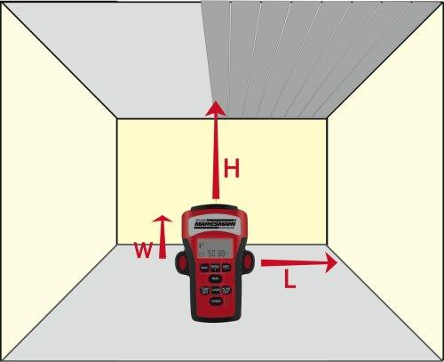 mannesmann profi multifunktionsdetektor m99981 alles f r garten. Black Bedroom Furniture Sets. Home Design Ideas