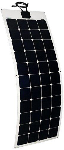offgridtec hochleistungs solarmodul flexibel 120 w 001590 alles f r garten. Black Bedroom Furniture Sets. Home Design Ideas