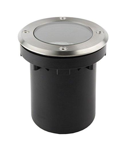 c light bodeneinbaustrahler rund ip65 gu10 230 v f r halogen oder led mit. Black Bedroom Furniture Sets. Home Design Ideas