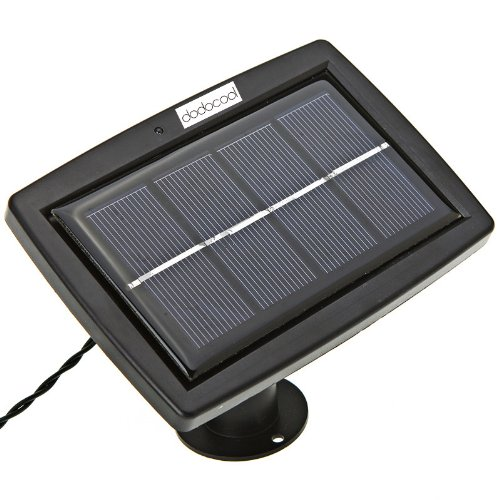 dodocool neu 200led solar strahler wasserdicht led leuchten licht lichterkette f r. Black Bedroom Furniture Sets. Home Design Ideas