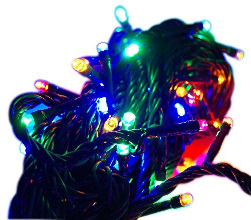 Led universum wblrgb1065 led lichterkette rgb mit 100 leds for Dekoration universum