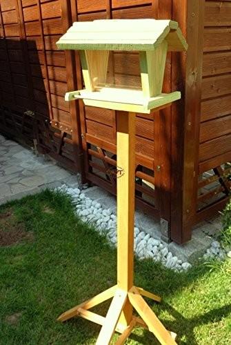 premium vogelhaus xxl futterhaus mit standfu st nder k bel vofu2g ms moos001 neu premium. Black Bedroom Furniture Sets. Home Design Ideas
