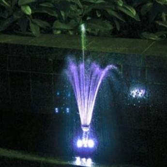 Solar teichpumpe gartenbrunnen teichpumpen set oasis 810 h for Gartendeko solar
