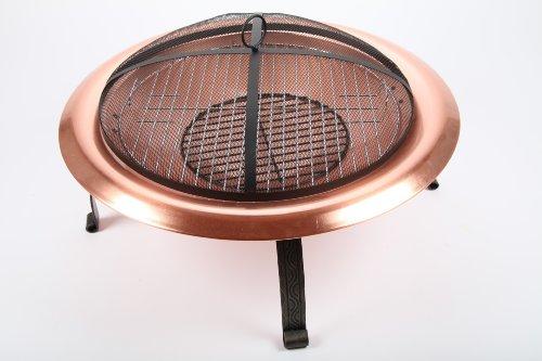 point garden feuerschale 74cm garten grill kupfer alles. Black Bedroom Furniture Sets. Home Design Ideas