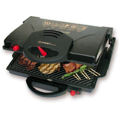 2000 watt elektro grill tischgrill kontaktgrill mit. Black Bedroom Furniture Sets. Home Design Ideas