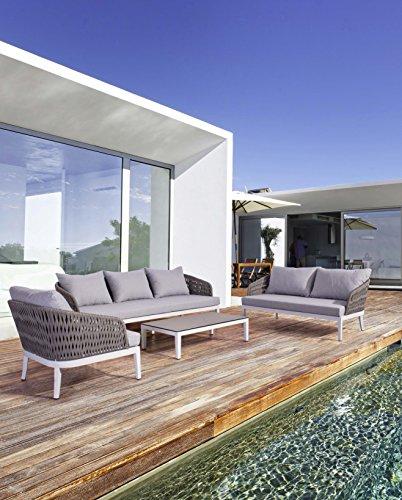 Bizzotto gartenlounge sofa pelican exklusiver moderner 3 - Bizzotto gartenmobel ...
