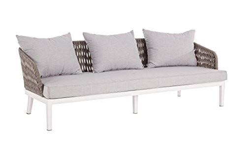 Bizzotto Gartenlounge Sofa Pelican Exklusiver Moderner 3