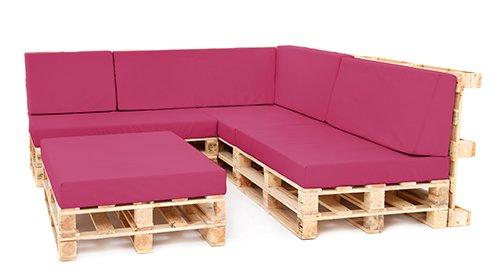 cerise pink wasser best ndig schaumstoff sitzpolster f r. Black Bedroom Furniture Sets. Home Design Ideas