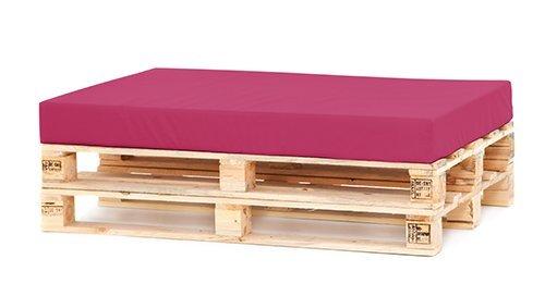 cerise pink wasser best ndig schaumstoff sitzpolster f r palette m bel im freien alles f r garten. Black Bedroom Furniture Sets. Home Design Ideas
