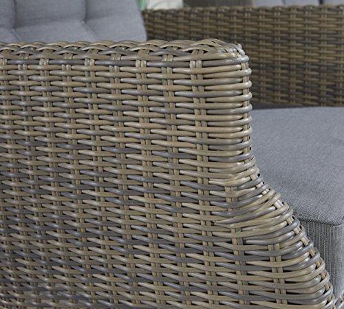 Loungembel grau loungembel garten interesting sofa lounge - Loungemobel anthrazit ...