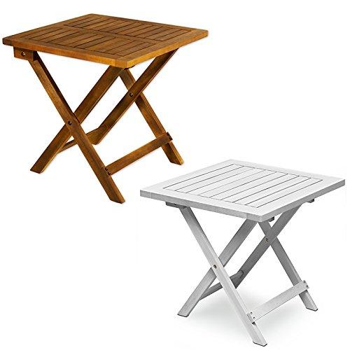 Beistelltisch Klapptisch.Beistelltisch Klapptisch Holz Tisch Gartentisch Gartenmöbel