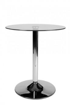Tisch Rund 70 Cm Durchmesser.Clp Glas Tisch Rund Durchmesser ø 60 Cm Höhe 70 Cm