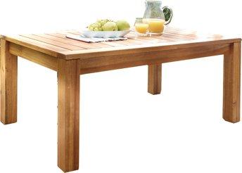Consul Garden Lounge Tisch Akazie Braun 110x70x45 Cm Alles Fã R